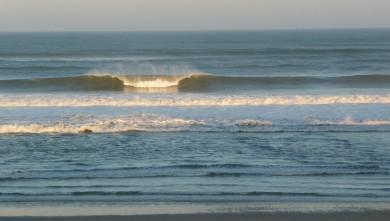 wave report FR, Cap-Ferret - Plage de L'Horizon (33) du 2008-08-27 12:00:00