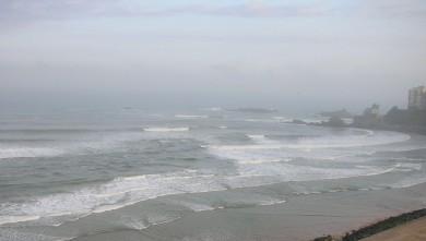Surf report FR, Côte des Basques (64) du 2008-08-27 12:00:00