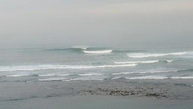 Surf report FR, Guethary Parlementia (64) du 2008-08-27 12:00:00