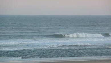wave report FR, Cap-Ferret - Plage de L'Horizon (33) du 2008-08-28 12:00:00
