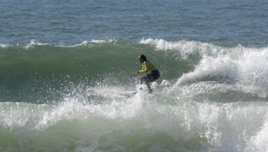 Surf report FR, Seignosse - Les Casernes (40) du 2008-08-28 12:00:00