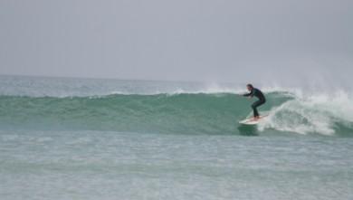 Surf report FR, Tronoën (29) du 2008-08-29 12:00:00