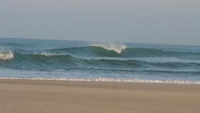 Surf report FR, Tronoën (29) du 2008-08-30 12:00:00