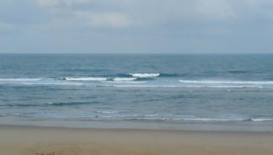 wave report FR, Cap-Ferret - Plage de L'Horizon (33) du 2008-08-31 12:00:00