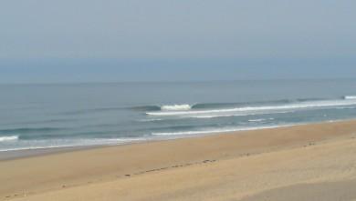Surf report FR, Cap-Ferret - Plage de L'Horizon (33) du 2008-09-02 12:00:00
