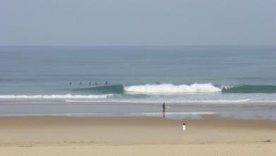 Surf report FR, Seignosse - Les Casernes (40) du 2008-09-02 12:00:00