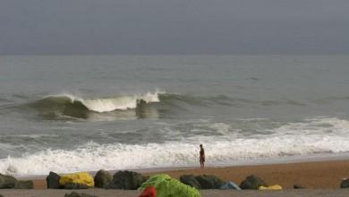 Surf report FR, Anglet Sables d'Or (64) du 2008-09-03 12:00:00