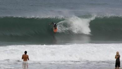 Surf report FR, Seignosse - Les Casernes (40) du 2008-09-04 12:00:00