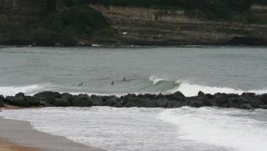 Surf report FR, Anglet VVF (64) du 2008-09-05 12:00:00