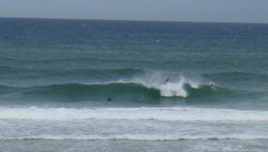 Surf report FR, Seignosse - Les Casernes (40) du 2008-09-05 12:00:00