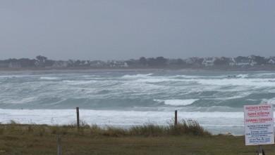 Surf report FR, Pors Carn (29) du 2008-09-06 12:00:00