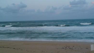 Surf report FR, Cap-Ferret - Plage de L'Horizon (33) du 2008-09-07 12:00:00