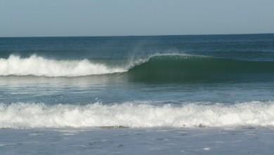 Surf report FR, Cap-Ferret - Plage de L'Horizon (33) du 2008-09-08 12:00:00