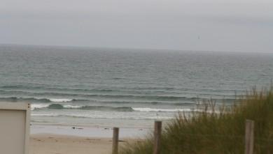 Surf report FR, Tronoën (29) du 2008-09-09 12:00:00