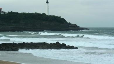 Surf report FR, Anglet VVF (64) du 2008-09-11 12:00:00