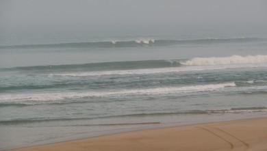 Surf report FR, Cap-Ferret - Plage de L'Horizon (33) du 2008-09-11 12:00:00