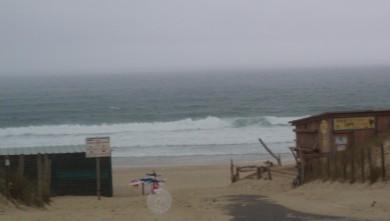 Surf report FR, Seignosse - Les Casernes (40) du 2008-09-11 12:00:00