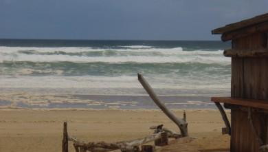 Surf report FR, Seignosse - Les Casernes (40) du 2008-09-12 12:00:00