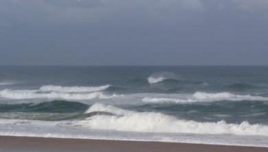 Surf report FR, Seignosse - Les Casernes (40) du 2008-09-13 12:00:00