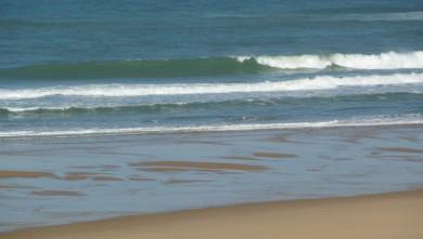 Surf report FR, Cap-Ferret - Plage de L'Horizon (33) du 2008-09-14 12:00:00