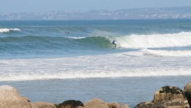 Surf report FR, La Torche (29) du 2008-09-14 12:00:00