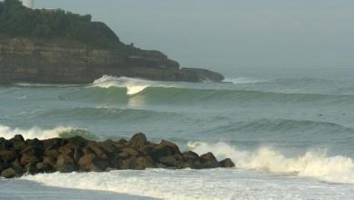 Surf report FR, Anglet VVF (64) du 2008-09-15 12:00:00