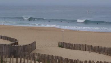 Surf report FR, Hossegor - La Gravière (40) du 2008-09-15 12:00:00