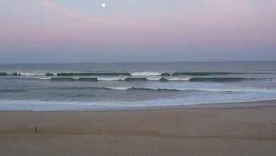 Surf report FR, Cap-Ferret - Plage de L'Horizon (33) du 2008-09-16 12:00:00