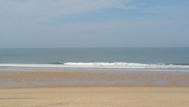 Surf report FR, Cap-Ferret - Plage de L'Horizon (33) du 2008-09-17 12:00:00