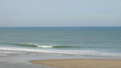 wave report FR, Carcans Océan (33) du 2008-09-17 12:00:00
