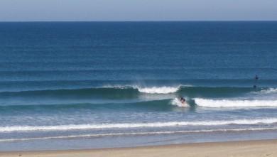 Surf report FR, Seignosse - Les Casernes (40) du 2008-09-17 12:00:00