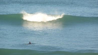 Surf report FR, Cap-Ferret - Plage de L'Horizon (33) du 2008-09-20 12:00:00