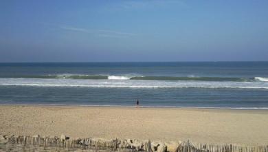 Surf report FR, Lacanau Océan - La Nord (33) du 2008-09-20 12:00:00
