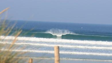 Surf report FR, Tronoën (29) du 2008-09-20 12:00:00