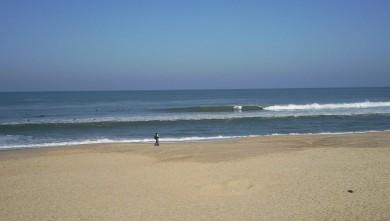 wave report FR, Lacanau Océan - La Nord (33) du 2008-09-21 12:00:00