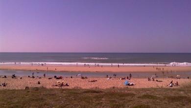 Surf report FR, Lacanau Océan - La Nord (33) du 2008-09-21 12:00:00