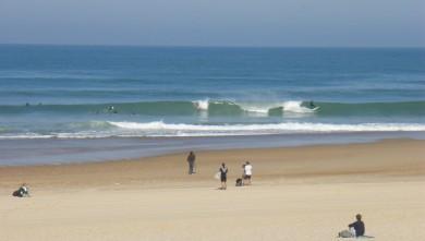 Surf report FR, Seignosse - Les Casernes (40) du 2008-09-21 12:00:00
