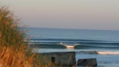 Surf report FR, Tronoën (29) du 2008-09-21 12:00:00