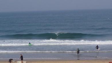 Surf report FR, Seignosse - Les Casernes (40) du 2008-09-22 12:00:00