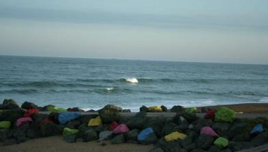 Surf report FR, Anglet Sables d'Or (64) du 2008-09-23 12:00:00