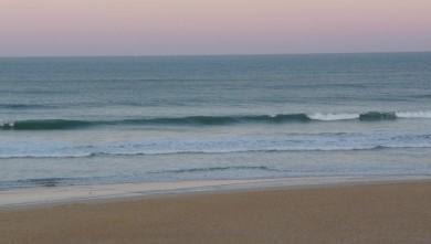 Surf report FR, Cap-Ferret - Plage de L'Horizon (33) du 2008-09-23 12:00:00