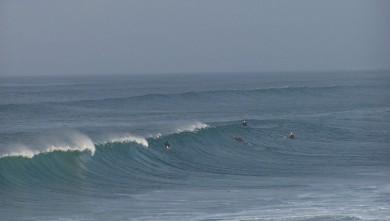 Surf report FR, La Torche (29) du 2008-09-23 12:00:00