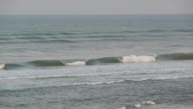 Surf report FR, Cap-Ferret - Plage de L'Horizon (33) du 2008-09-24 12:00:00