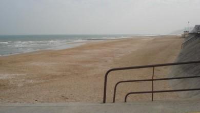 Surf report FR, Le Menhir (14) du 2008-09-25 12:00:00