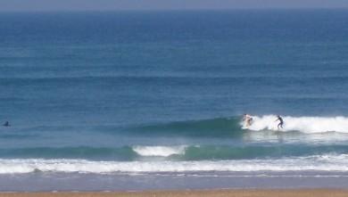 Surf report FR, Seignosse - Les Casernes (40) du 2008-09-25 12:00:00