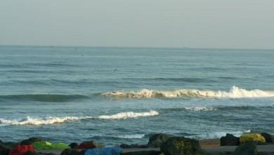Surf report FR, Anglet Sables d'Or (64) du 2008-09-26 12:00:00