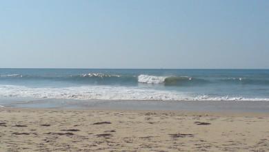 Surf report FR, Cap-Ferret - Plage de L'Horizon (33) du 2008-09-26 12:00:00