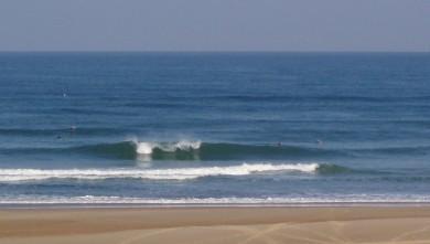 Surf report FR, Seignosse - Les Casernes (40) du 2008-09-26 12:00:00