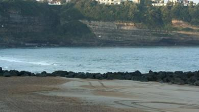 Surf report FR, Anglet VVF (64) du 2008-09-29 12:00:00