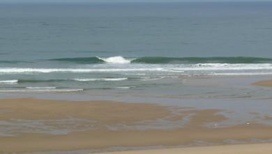 Surf report FR, Cap-Ferret - Plage de L'Horizon (33) du 2008-09-30 12:00:00